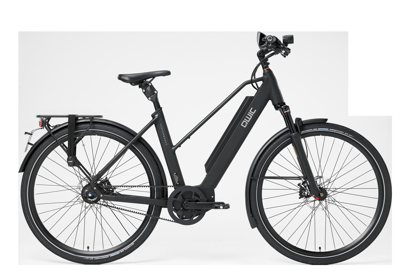 Speedbike mit Riemenantrieb